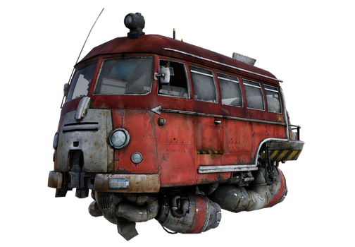 SteamBus 01 by coolzero2a