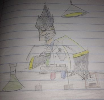 The Scientist by ImanginationIV