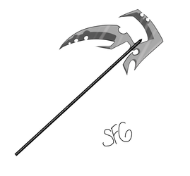 Fantasy Weapon by SwitchFG