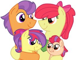 Next Generation: TenderBloom Family by kindheart525