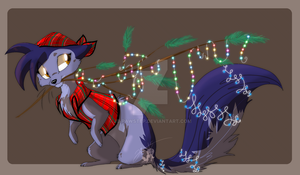 Christmas Decoration by JB-Pawstep