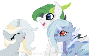 A little Reunion by iPandacakes