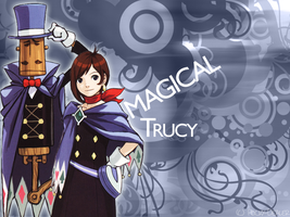 Magical Trucy by Pocky-Dealer