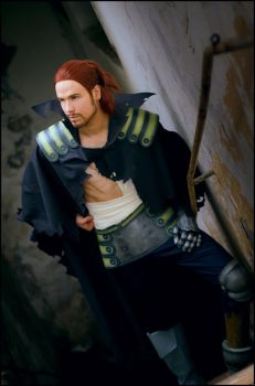 Gildarts Clive - Fairy Tail by Elffi