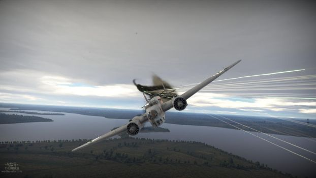 Bandit on our 6 - BR20 by bismark236