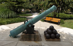 Courthouse cannon by NickACJones