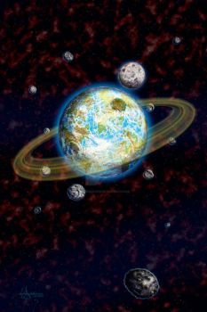Murphy's World Planet v2 by Kevin Davies by KevinDavies