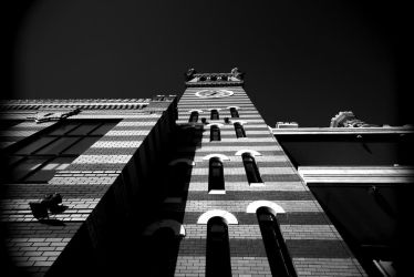 Clock tower by photoofis