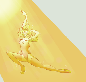 Daily Doodles #2: Bask in the Light by Optipus