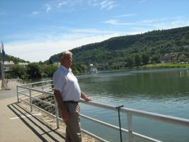 My Grandfather in Germany by Eszies-Eszie