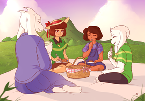 Picnic Day by Fleshmaid