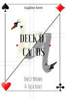 Deck of Cards: Concept Cover by tarajadestone