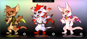 [Mimiccio Auction - CLOSED] Late October by Aishishi