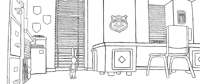 [WIP] Judy and Nick Heightswap first case by Adlinsnake7
