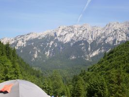 Piatra Mare Mountains by luluie