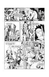 The Androssian Prophecy page 13 ink version by Bad-Dragon