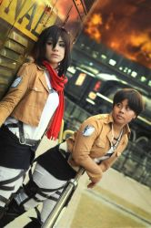 SNK Shoot Photo 7 by ZandragonDesigns