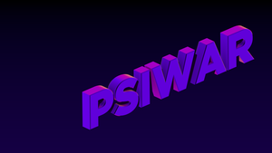 PSIWAR Title Test by paniq