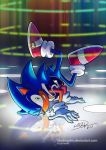 Sonic Break Dance by studiogdm