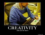 Creativity by fredrickburn