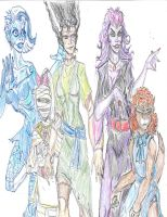 Ghoul School by theaven