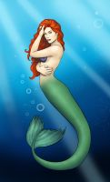 The Little Mermaid by CatAstropheBoxes
