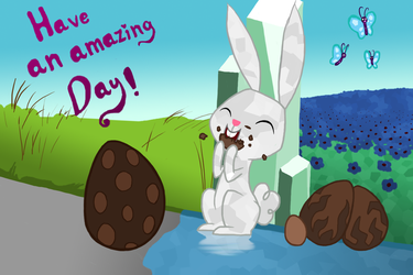 Have an amazing Day! by Keveak