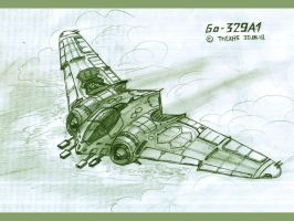 Go-349A1 by TheXHS