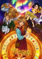 The Golden Compass by AireensColor