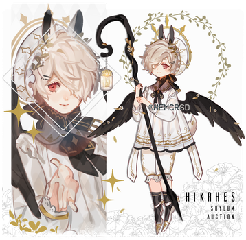 Hikrhes auction closed [Ab added] by nemcrsd