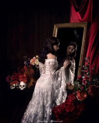 Through the Mirror by fae-photography