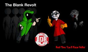 Episode 86 - The Blank Revolt and NTYKB by Crazon