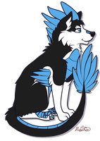 At: Avalanche Frostywolfen by xRubyCayx