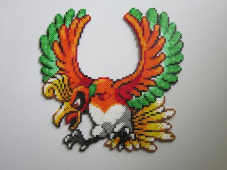 Ho-Oh by 8-BitBeadsStudio