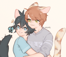 soft bois by wolphfe