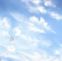 Walking on Clouds by Ashley425