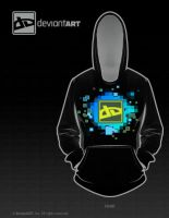Hoodie_Template_2012-BLACK by Simone93