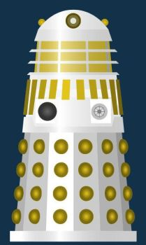 War Of Skaro(WOS)-1963 Imperial Dalek-Drone by time-lord-324