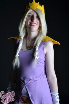 Princess Kenny Cosplay 6 by neocarleen