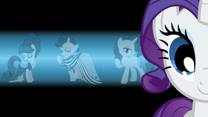Rarity Wallpaper by ShelltoonTV