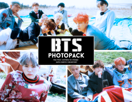PHOTOPACK: BTS (YOUNG FOREVER) by Hallyumi