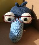 Gonzo Glasses Holder by meteorstorm