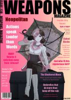 Neo - Weapons Magazine by BellaTytus