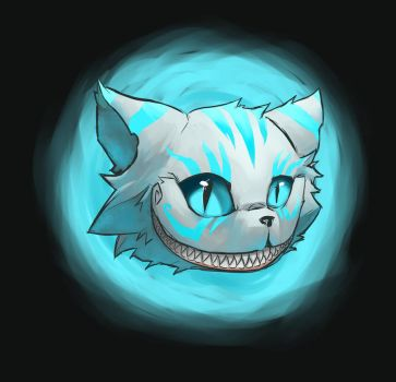 Cheshire ! by Artic-Snow