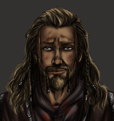 The Hobbit - An unexpected Journey : Fili by nightmarez0mbie