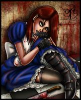 McGee Alice: +I'm Not Edible+ by Lukael-Art