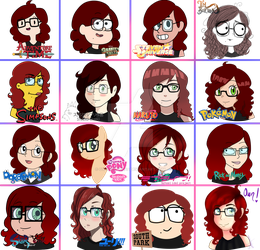 Style challenge! by GypsyCuddles