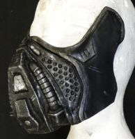 S.P.A.R.C Respirator by Sharpener