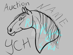 YHH/YCH Auction - Headshot -CLOSED- by TheAdoptArtist
