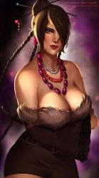 Lulu FFX Full Nude Available by v1mpaler